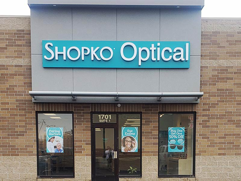 Shopko Optical - Mankato