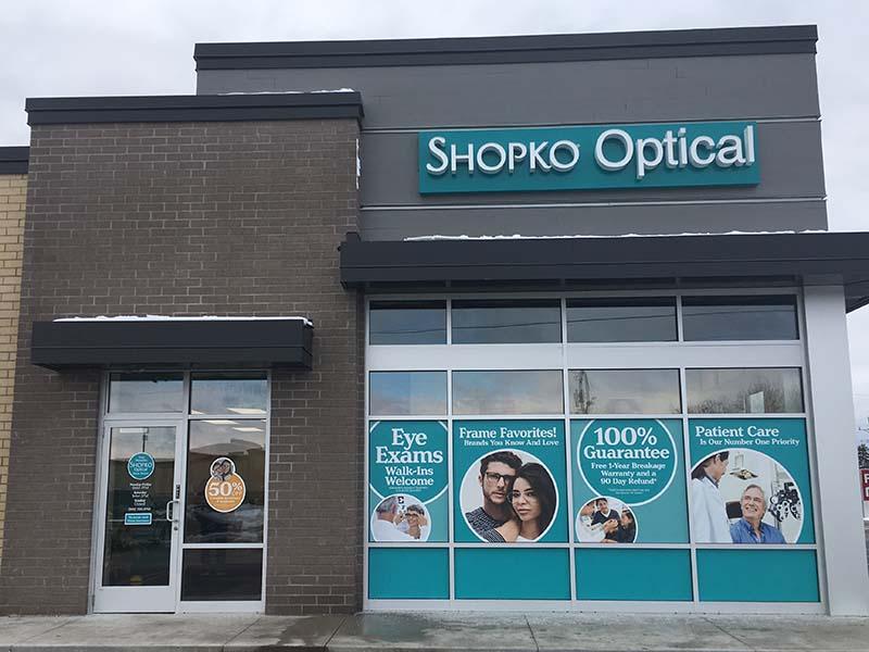 Shopko Optical - Menasha