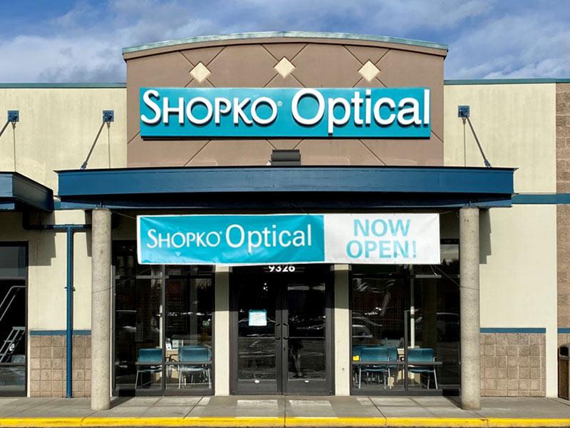 Shopko Optical - Spokane
