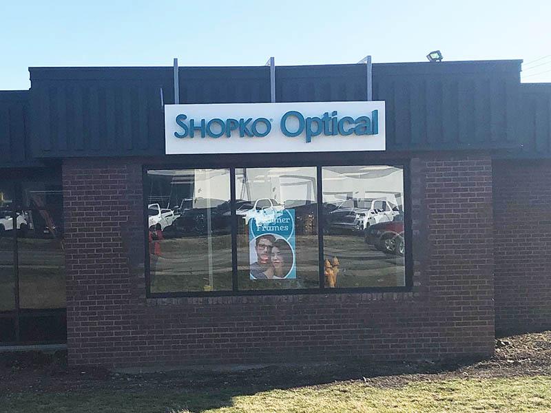 Shopko Optical - Jacksonville