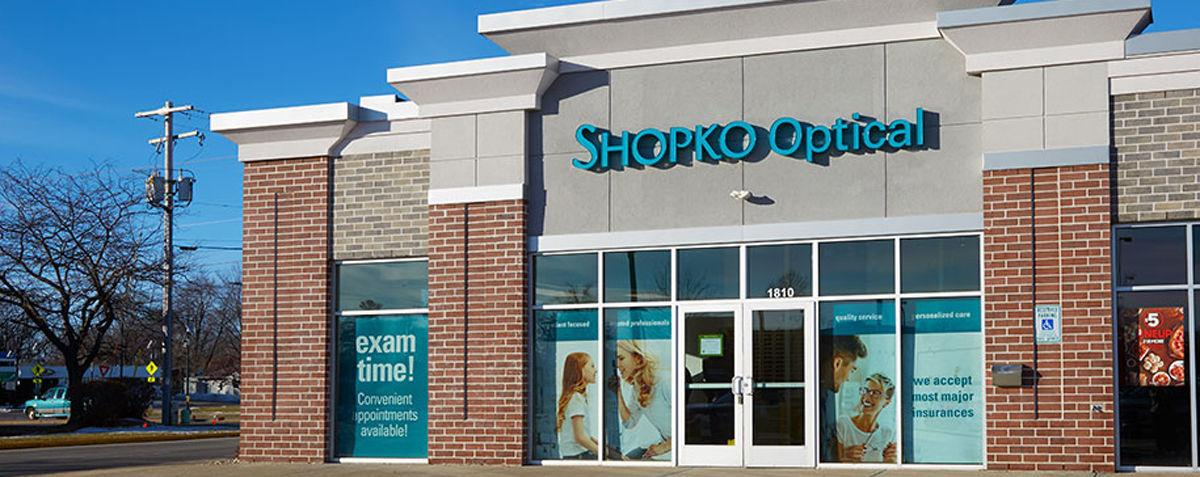shopko optical new eye clinic