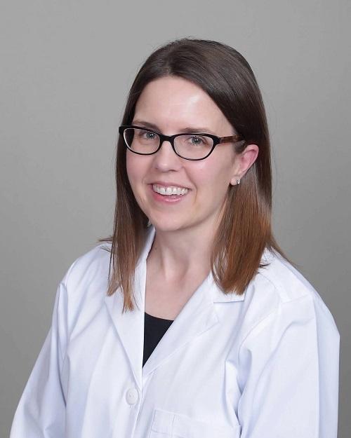 Dr McNab - Optometrist