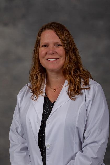 Dr MacPhee - Optometrist