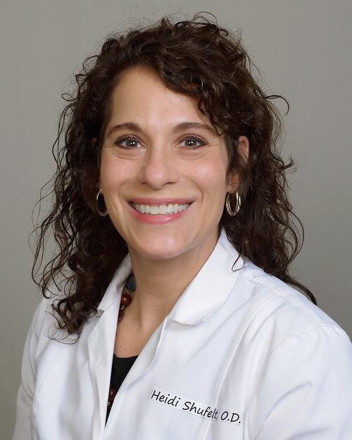 Dr Shufelt - Optometrist