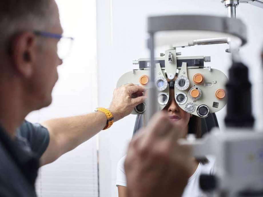 eye exam at shopko optical