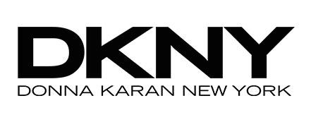 dkny glasses logo