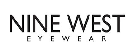 nine west glasses logo