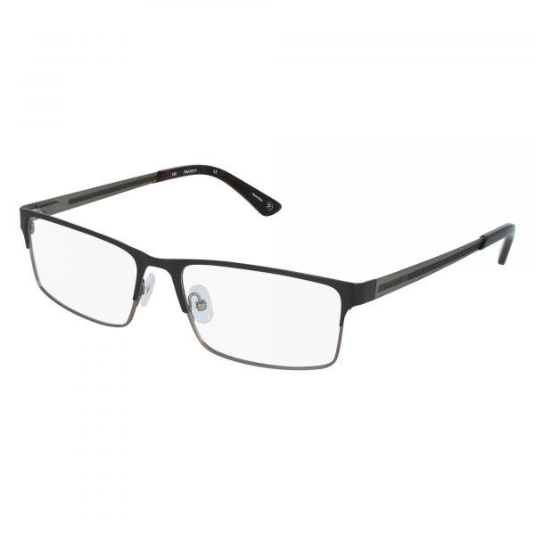 Black Hackett London HEK 1159 Eyeglasses - Metal