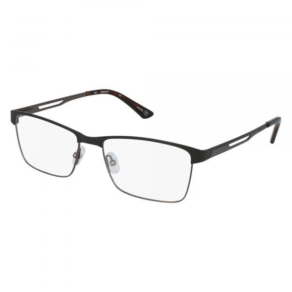Black Hackett London HEK 1167 Eyeglasses - Metal