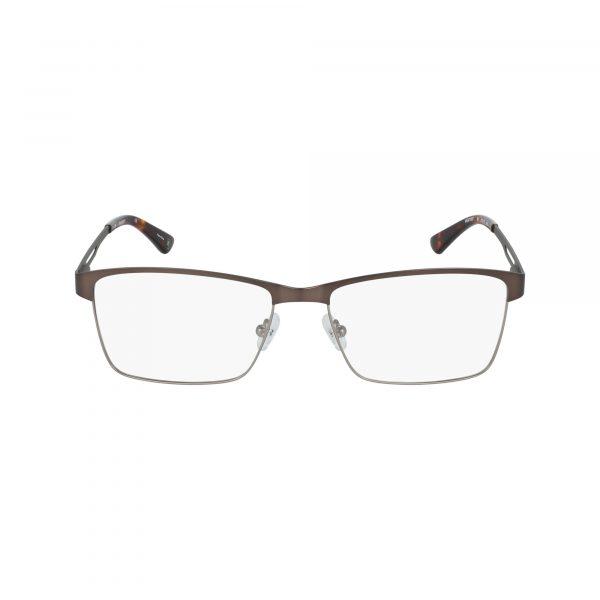 Brown Hackett London HEK 1167 Eyeglasses - Metal
