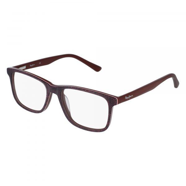 Burgundy Pepe Jeans PJ4044 Eyeglasses - Plastic