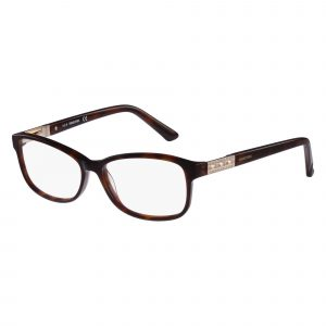 Tortoise Swarovski SK5155 Eyeglasses - Plastic