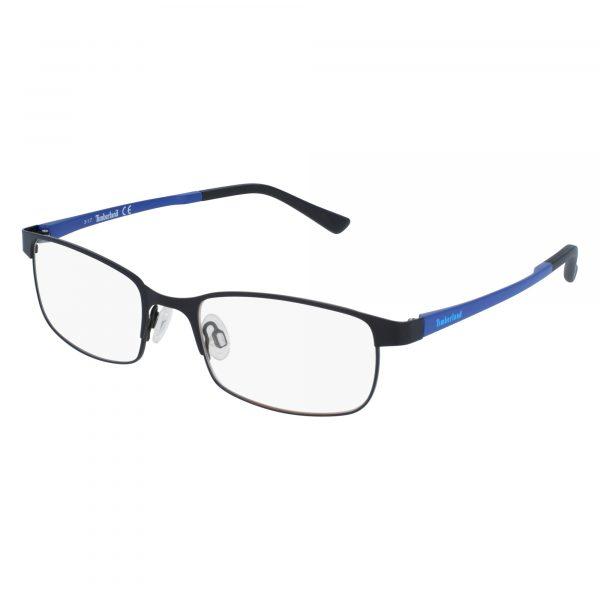 Black Timberland TB1348 Eyeglasses - Metal
