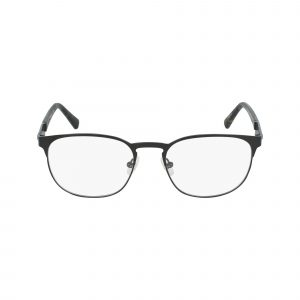 Black Kenneth Cole NY KC0267 Eyeglasses - Metal