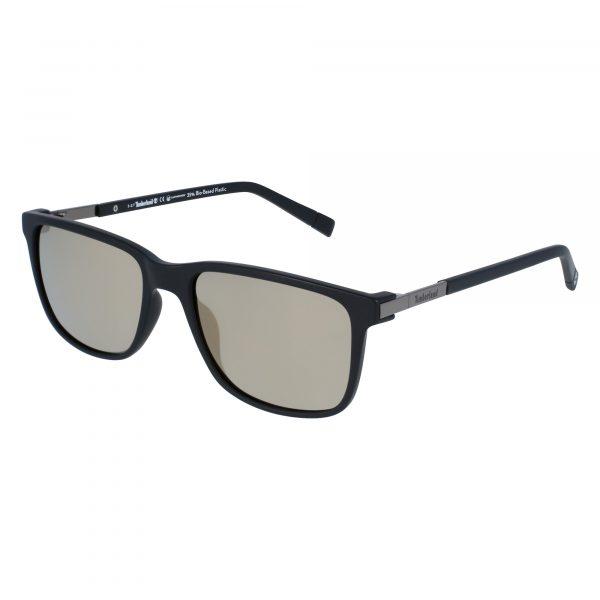 Black Timberland TB9152 Eyeglasses - Plastic