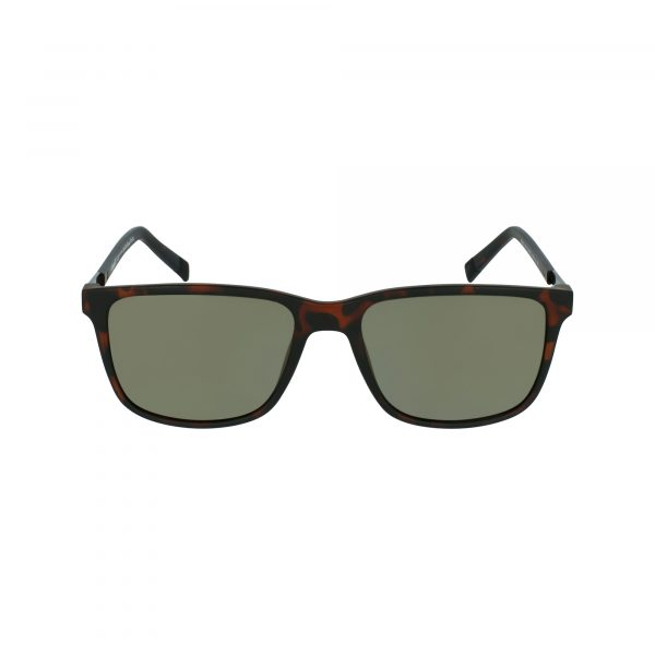 Brown Timberland TB9152 Eyeglasses - Plastic