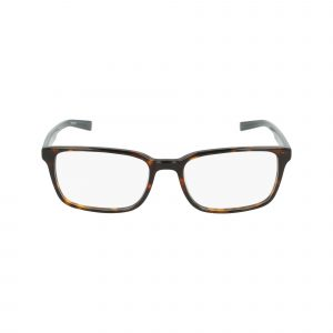 Brown Nautica N8144 Eyeglasses - Plastic