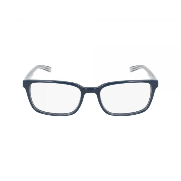 Blue Nautica N8144 Eyeglasses - Plastic