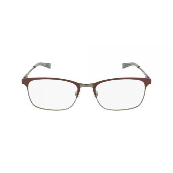 Brown Nautica N7288 Eyeglasses - Metal
