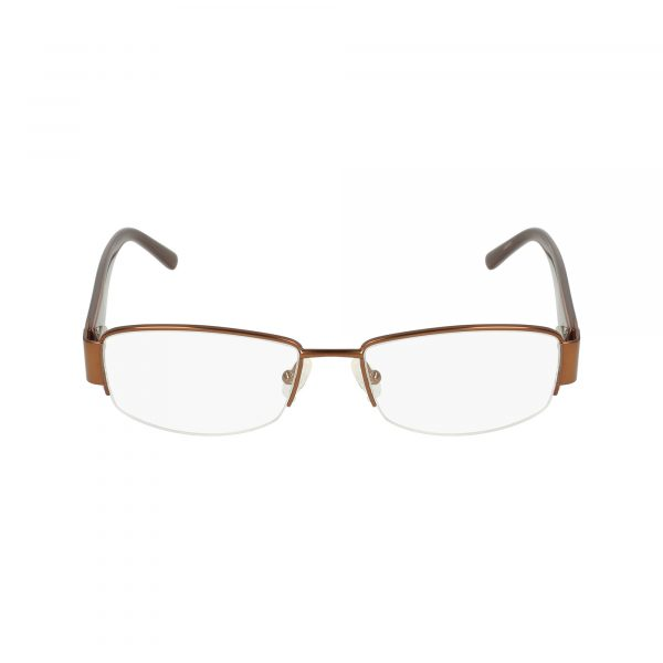 Gold Catherine Deneuve  CD 315 Eyeglasses - Semi-Rimless