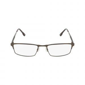 Brown Flexon E1010 Eyeglasses - Metal