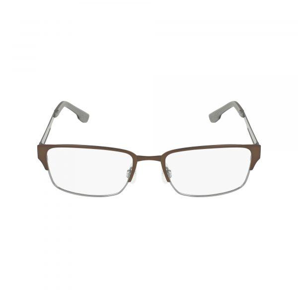Brown Flexon E1044 Eyeglasses - Metal