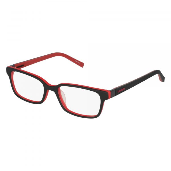 Black Converse K020 Eyeglasses - Plastic