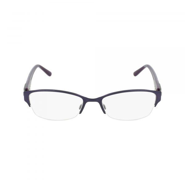 Purple Bebe BB5151 Eyeglasses - Semi-Rimless