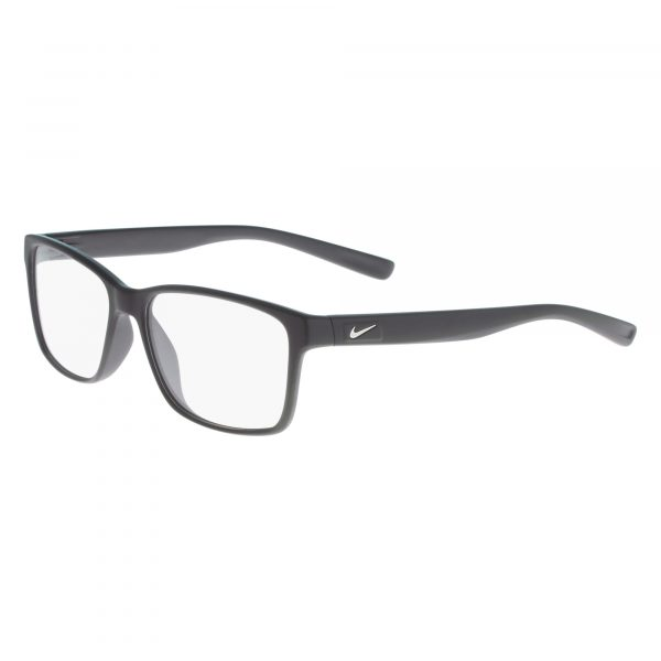 Black Nike 7091 Eyeglasses - Plastic