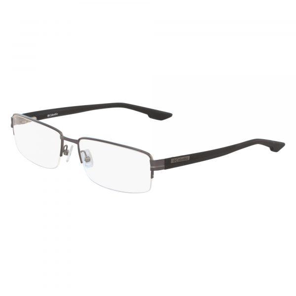 Grey Columbia C3007 Eyeglasses - Semi-Rimless