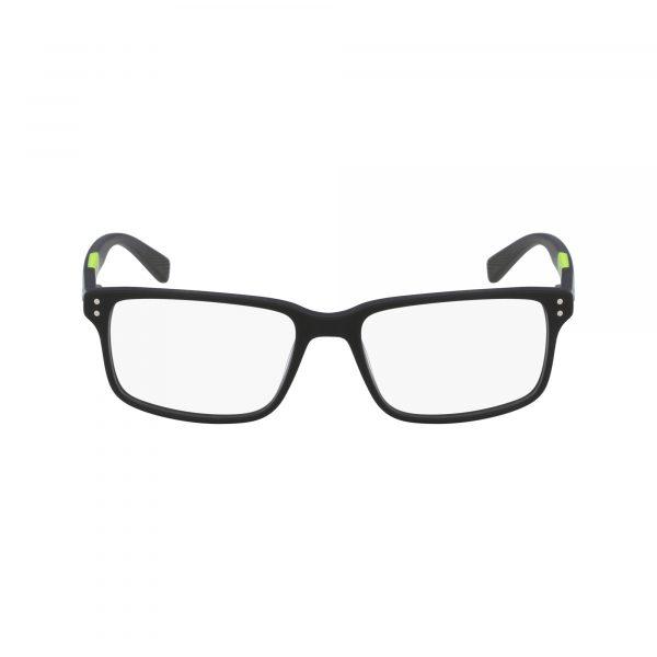 Black Nike 7240 Eyeglasses - Plastic