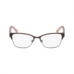 Brown Marchon NYC - AMADA Eyeglasses - Metal