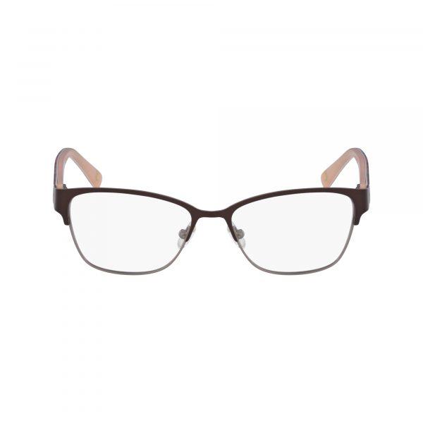 Brown Marchon NYC - AMADA Eyeglasses - Metal