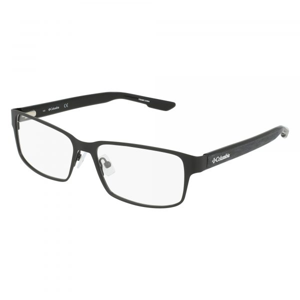 Black Columbia C3013 Eyeglasses - Metal