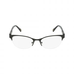 Black Marchon NYC - KIMPTON M4001 Eyeglasses - Semi-Rimless