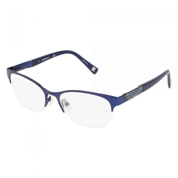 Blue Marchon NYC - KIMPTON M4001 Eyeglasses - Semi-Rimless