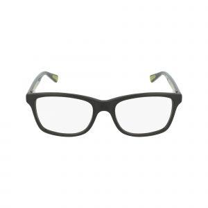 Black Nike 5015 Eyeglasses - Plastic
