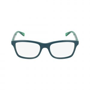 Blue Nike 5015 Eyeglasses - Plastic