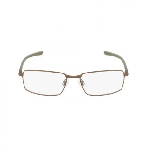 Brown Nike 6072 Eyeglasses - Metal