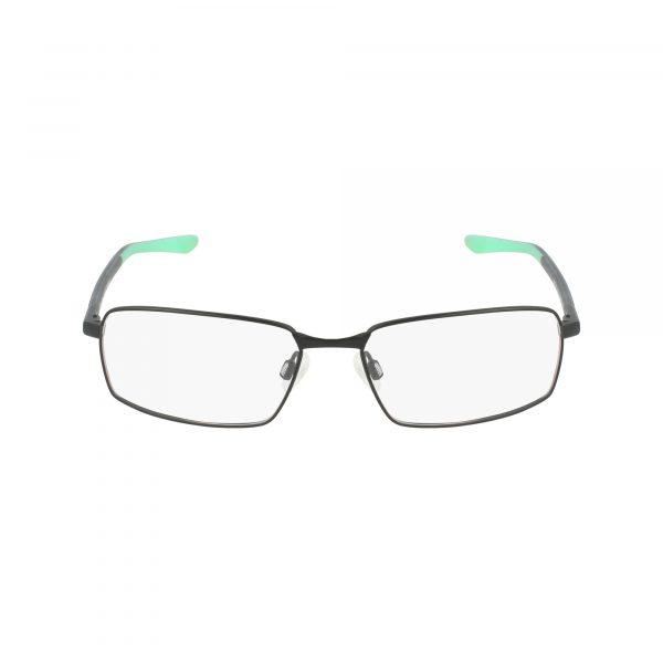 Black Nike 6072 Eyeglasses - Metal