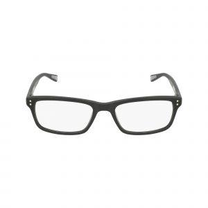 Black Nike 7237 Eyeglasses - Plastic