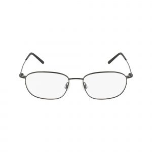 Black Nike 8181 Eyeglasses - Metal