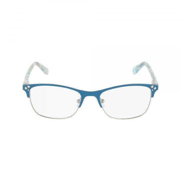 Blue Nine West NW1082 Eyeglasses - Metal