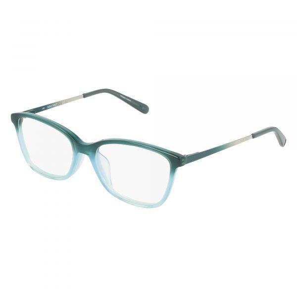 Green Nine West NW5154 Eyeglasses - Plastiic