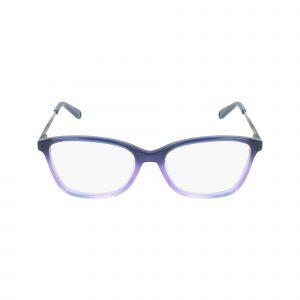 Navy Nine West NW5154 Eyeglasses - Plastic
