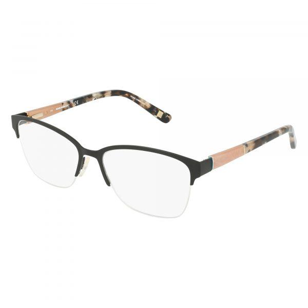 Black Marchon NYC - M4002 Eyeglasses - Semi-Rimless