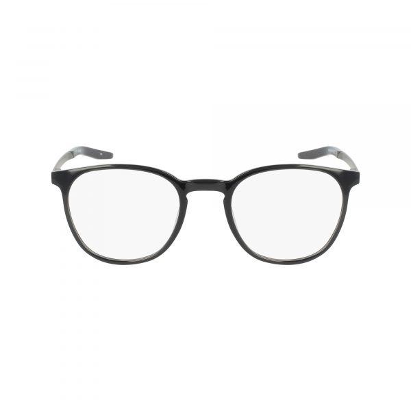 Grey Nike 7280 Eyeglasses - Plastic