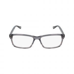 Grey Nike 7245 Eyeglasses - Plastic