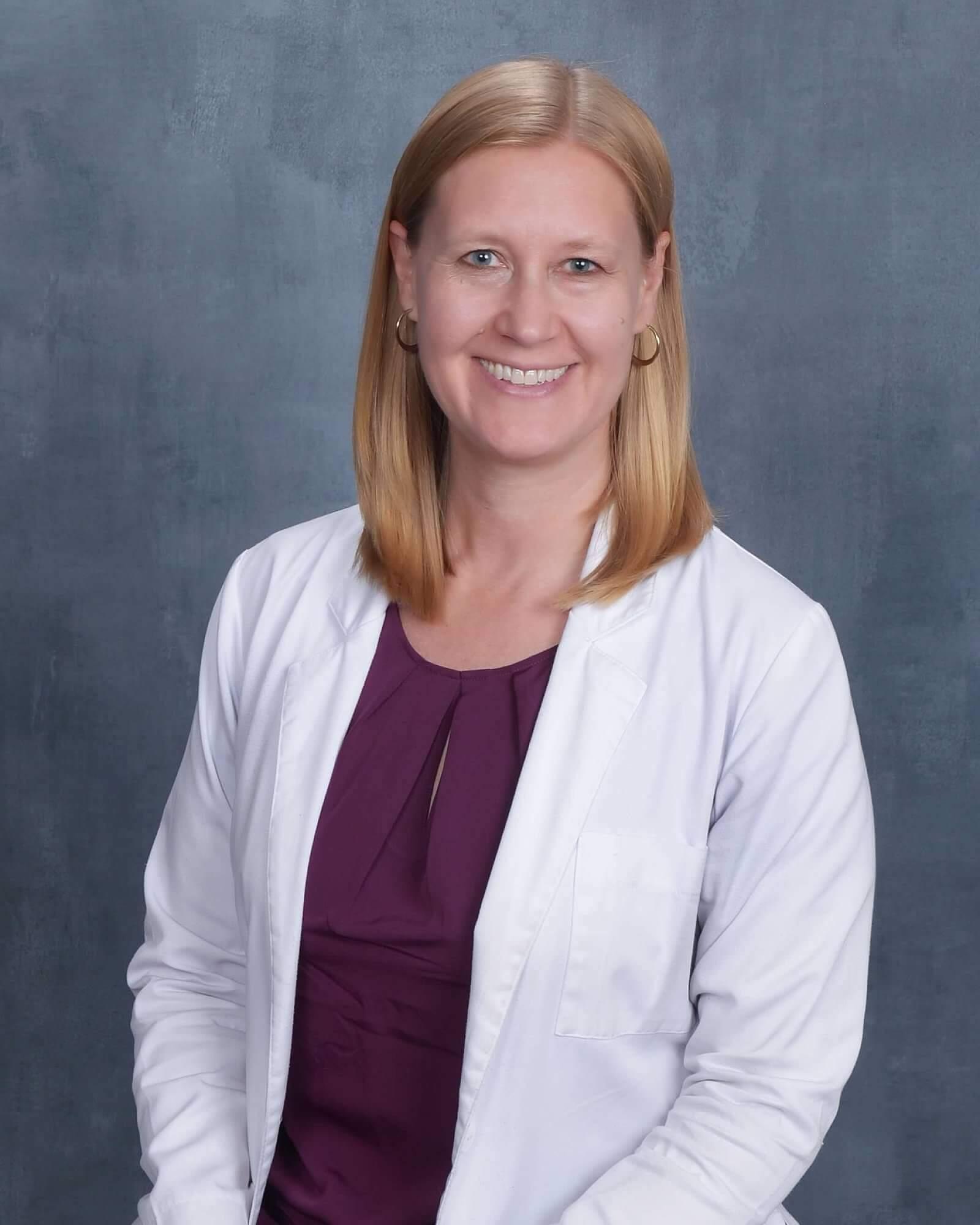 Doctor Kendra Ott - Optometrist
