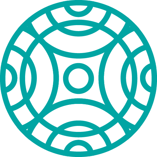 community teal icon